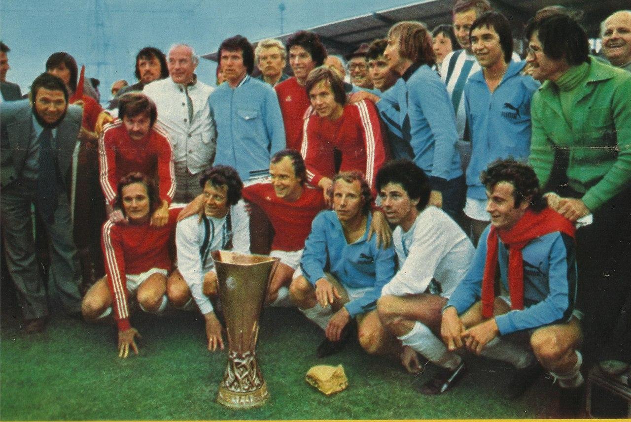 Кубок уефа 1974/ 75 твенте- боруссия м видео